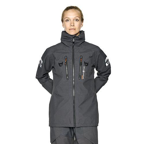 coastal sailing jacket / racing / women's / breathable