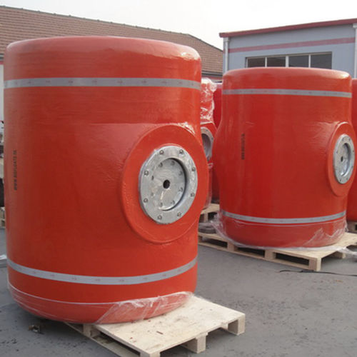 mooring buoy / for terminals
