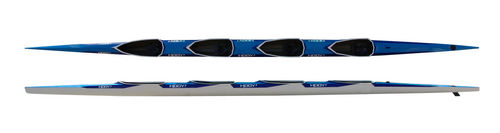 rigid kayak / sprint / marathon / 4-seater