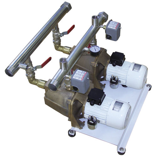 boat pump / water pressure system / water / electric
