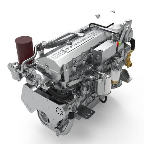 professional vessel engine / inboard / diesel