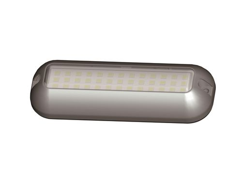 underwater boat light / RGBW LED / surface-mount / stainless steel