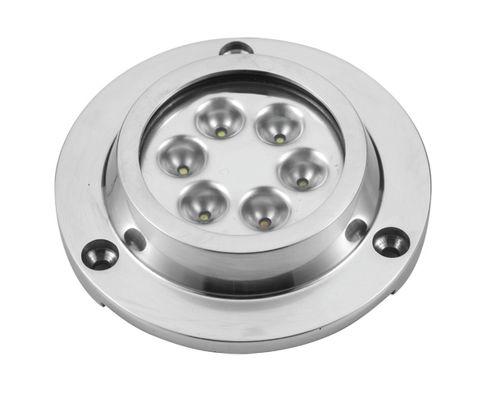 underwater boat light / LED / stainless steel