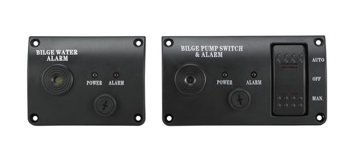 boat switch / for bilge pumps / with alarm