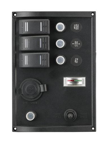 boat switch panel