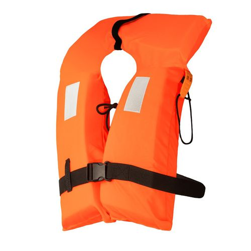 foam life jacket / 100 N / with safety harness