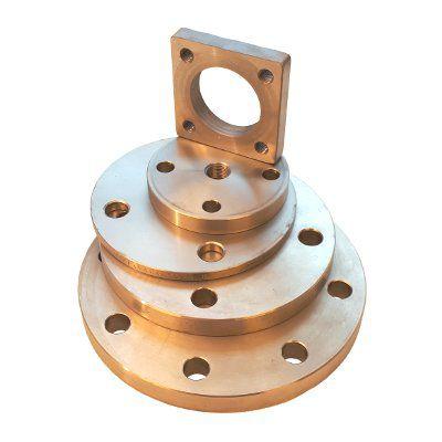 flange mechanical coupling / for ships