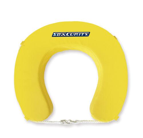 boat horseshoe lifebuoy