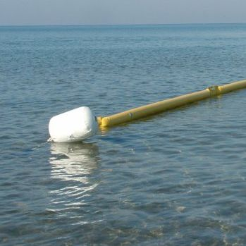 perimeter buoy / beacon / inflatable / PVC