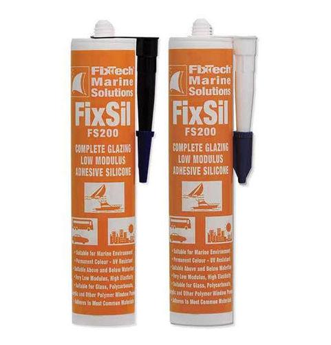 silicone adhesive / multi-use / UV-resistant