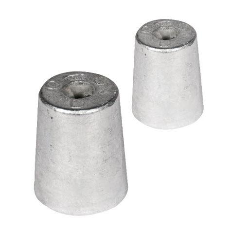 boat sacrificial anode / zinc / for propeller shafts