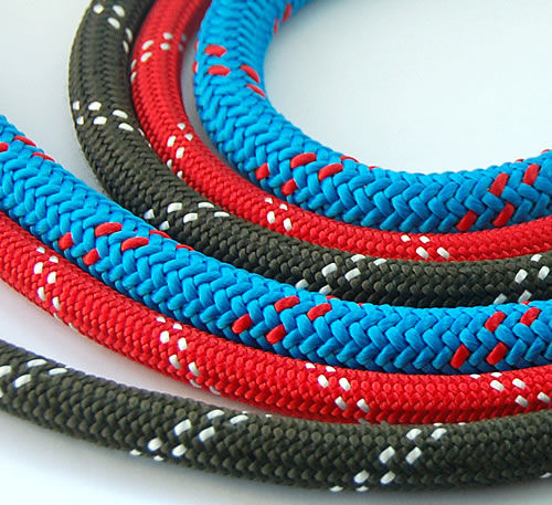 multipurpose cordage / double-braid / tight braid / for boats