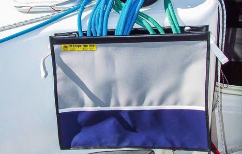 halyard bag / boat / breathable