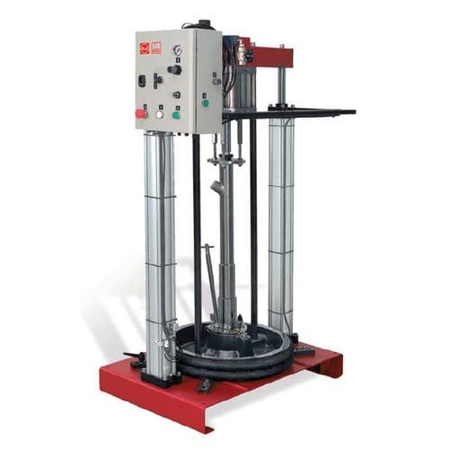shipyard pump / transfer / for resin / oil