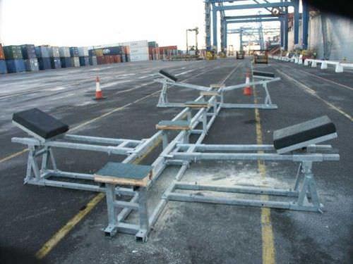 boat cradle / heavy haul
