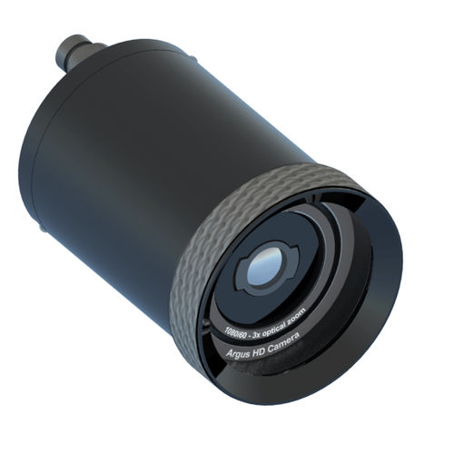 ROV/AUV video camera / underwater / HD / with zoom