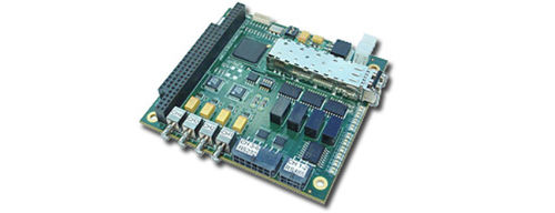 video multiplexer / data / fiber optic / for seabed interventions