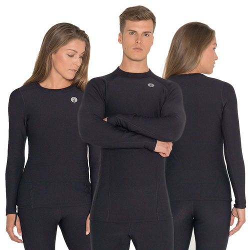 men's base layer top / women's / for drysuits