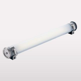 outdoor wall light / for ships / compact fluorescent / wall-mount