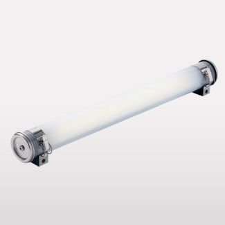 outdoor wall light / for ships / compact fluorescent / waterproof