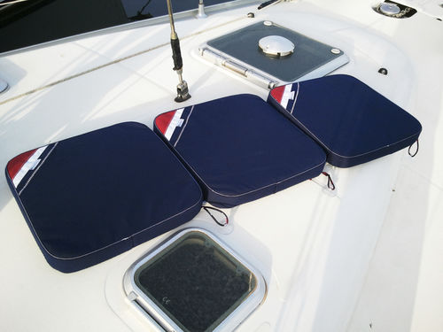 sundeck cushion / for boats