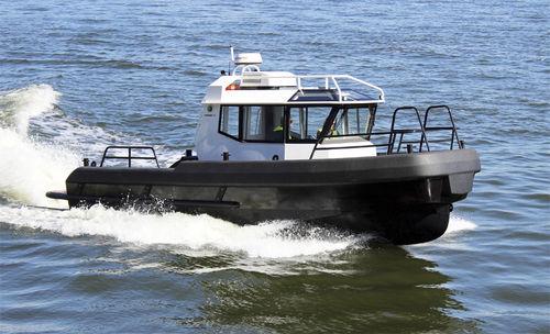 service boat - Stormer Marine B.V.