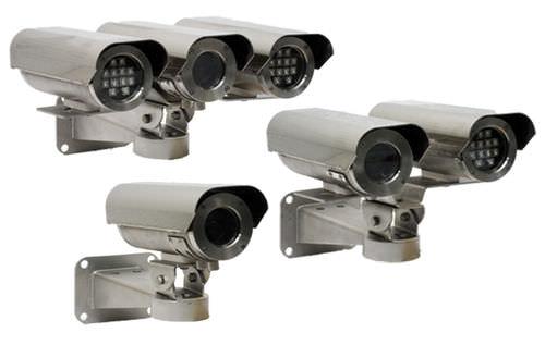 ship video camera / CCTV / underwater / color