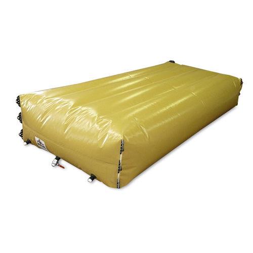 water tank / liquid / temporary storage / bendable