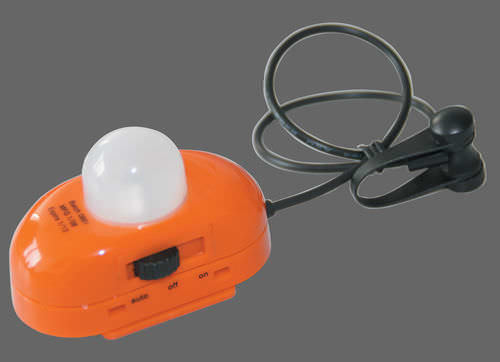 strobe light / marine / for lifejackets / SOLAS