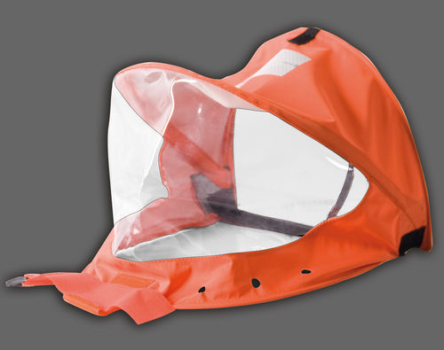 professional inflatable life jacket sprayhood