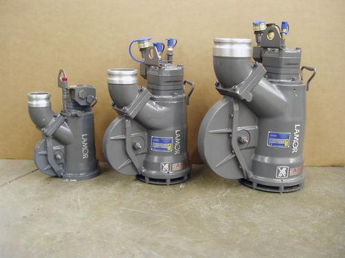 marine pump / transfer / oil / submersible