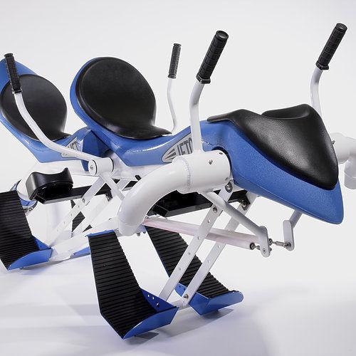 water-propelled bike