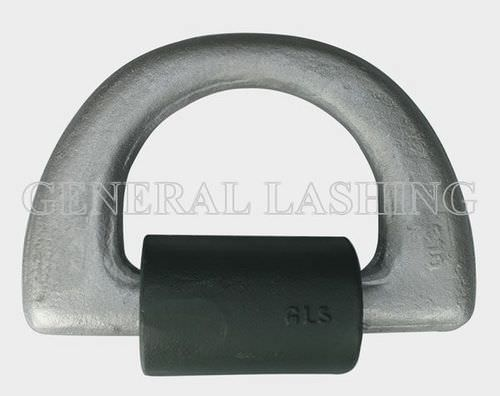 container lashing ring / D / metal