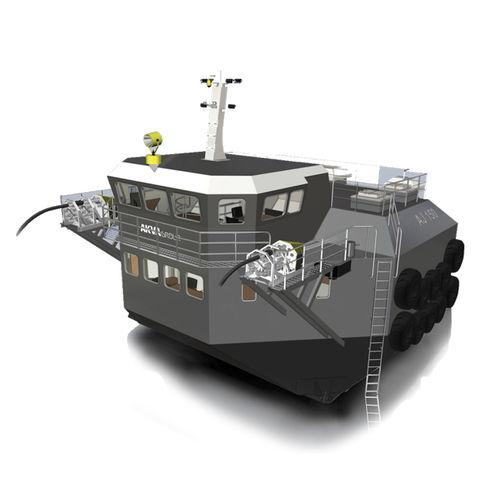 aquaculture boat