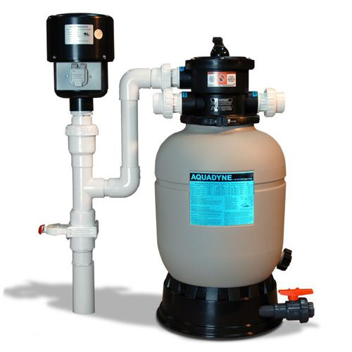 water filter / for aquaculture