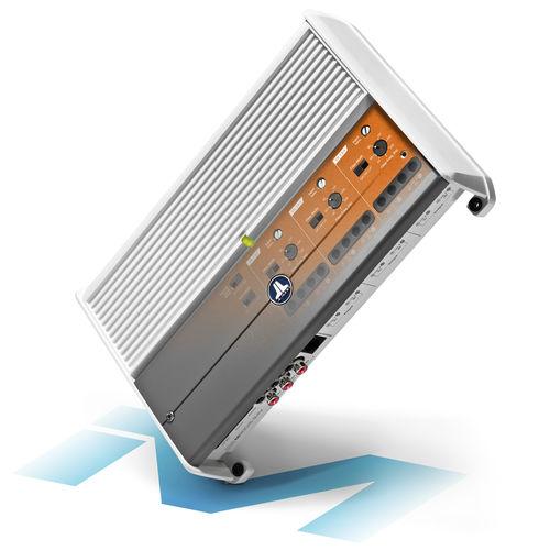 audio amplifier / marine / 6-channel