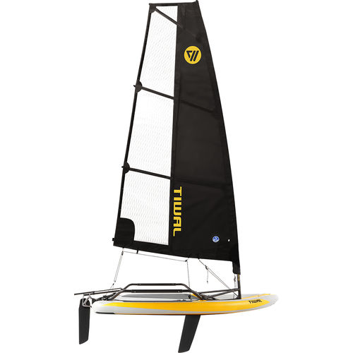 inflatable sailing dinghy - TIWAL