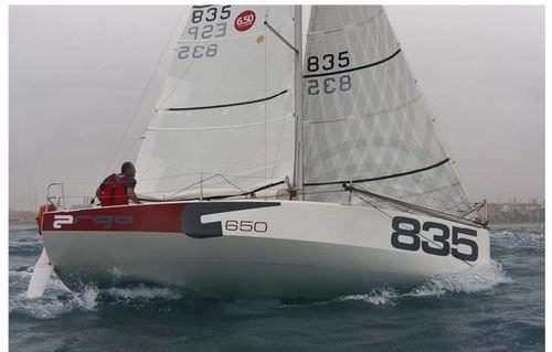 monohull / ocean racing / open transom / mini 6.50 Class