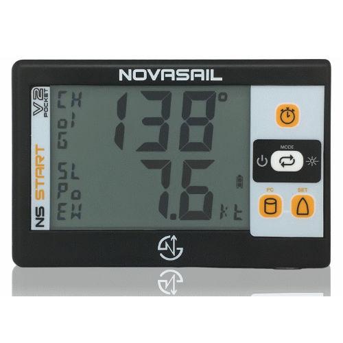 racing sailboat tactical compass / magnetic / GPS