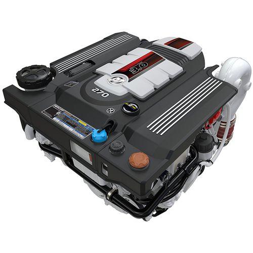 stern-drive engine