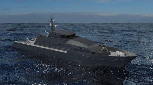 offshore patrol special vessel