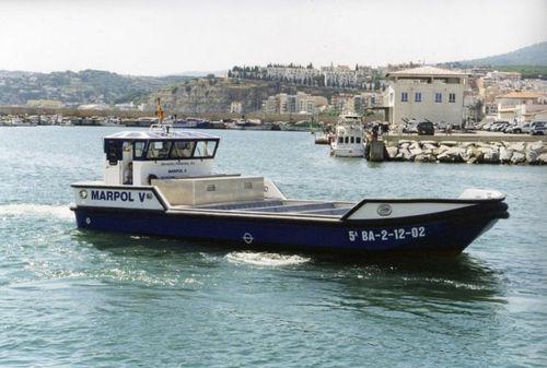 pollution control boat / inboard
