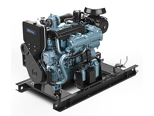 diesel ship engine / turbocharged / Tier 3