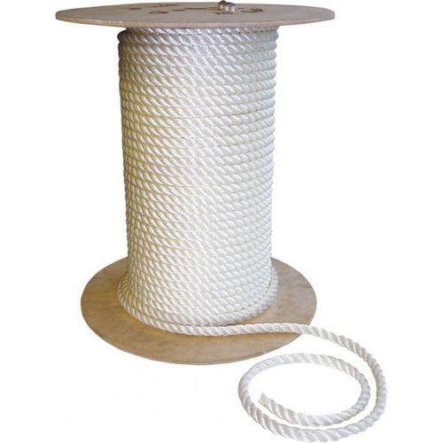 multipurpose cordage / single braid / for sailboats / polyamide core