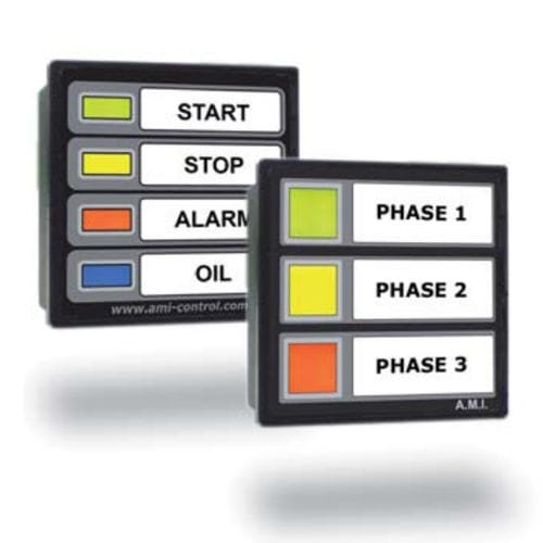 ship indicator panel / for yachts / alarm / system