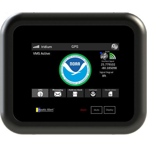 fishing ship monitoring system