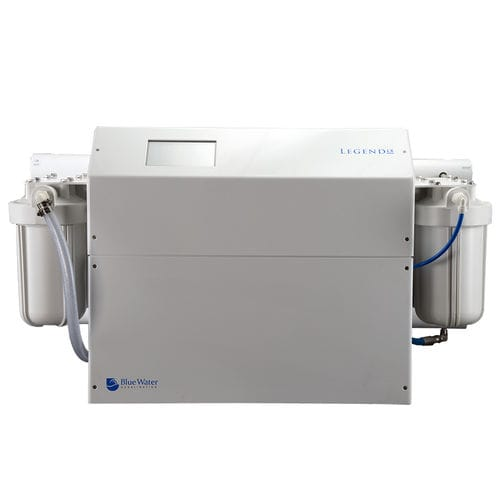 boat watermaker / for yachts / reverse osmosis / 230 V