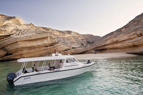 passenger boat / outboard