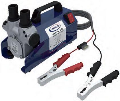 boat pump / transfer / oil / rotary vane