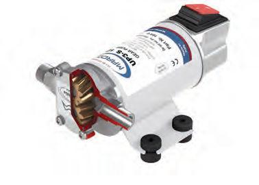 boat pump / transfer / oil / fuel